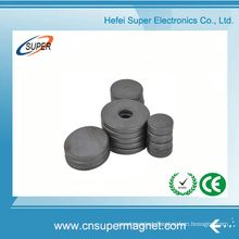 Y25 Ferrite Disc Magnet for Motor